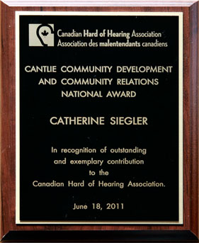 Cantlie Community Development and Community Relations National Award